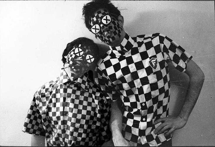 CheckeredPast